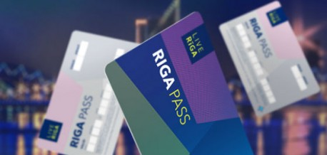 Riga Bus Pass Sightseeing Tour - Ticket 48 hours