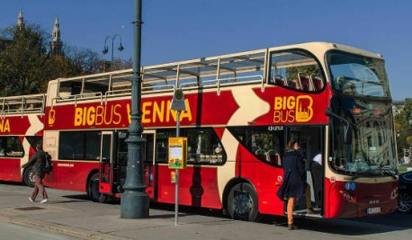 Tour Premium de Viena en Big Bus 2 Días