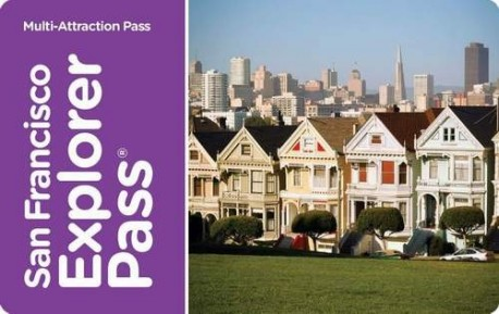 San Francisco Explorer Pass 4 opciones