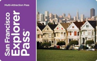 San Francisco Explorer Pass 5 Choices