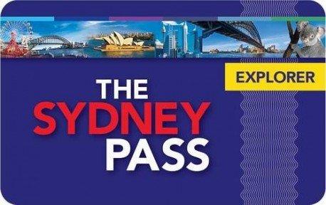 Sydney Explorer Pass 4 Choices