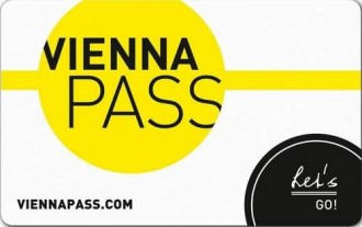 Vienna Pass 6 Days