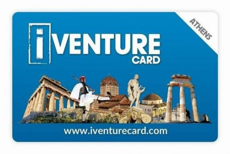 Athens Iventure Card Unlimited 1 Giorno