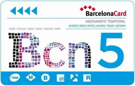 Barcelona Card 3 Days