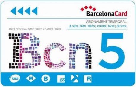 Barcelona Card 3 Days