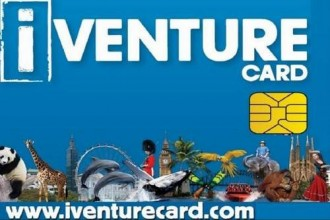 Barcelona Iventure Card 5 Ticket Flexi