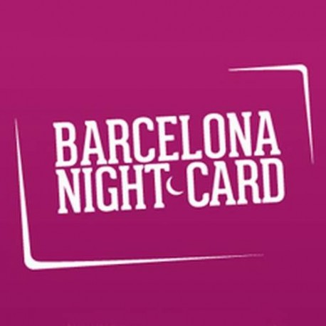 Barcelona Nightcard 2 Days
