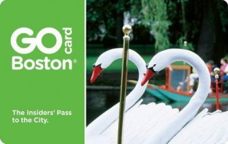 Go Boston Card 1 Day