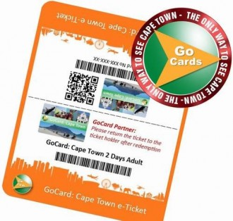Go Cape Town Card 2 Days