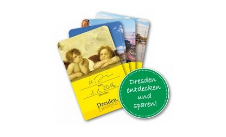 Dresden Card 1 Day Adult