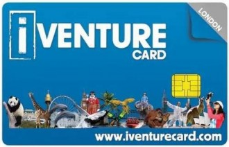 London Iventure Card 7 Ticket Flexi