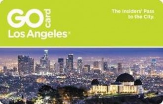 Go Los Angeles Card 3 Giorni