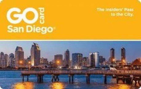 Go San Diego Card 5 Giorni
