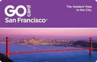 Go San Francisco Card 5 Days