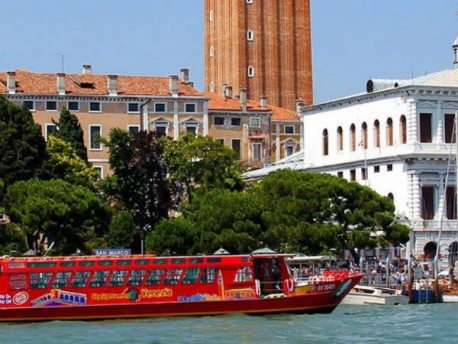Venice Boat City Sightseeing - Ticket 24h