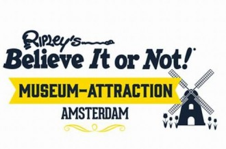 Amsterdam Ripley's Believe It or Not!