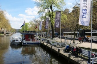 Amsterdam: 1-Hour Canal Cruise with GPS Audio Guide