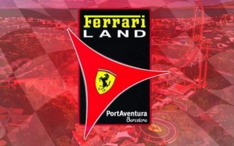 Barcelona PortAventura Park & Ferrari Land Entry Ticket