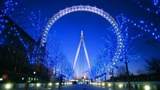Ticket: London Eye Fast Track Experience