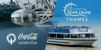 Ticket: London Eye and River Cruise Winter