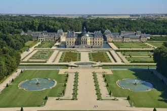 Ticket: Vaux le Vicomte Castle