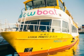 "Crucero ""Porto Yellow City"" y ""Hop On Hop Off Bus"" combinados 2 días para adultos"