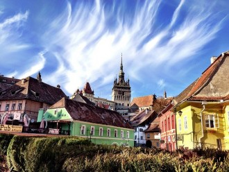 Group tour in Romania In the footsteps of Count Dracula - 8 Days / 7 Nights