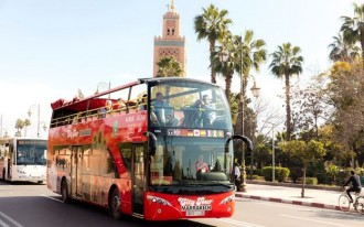 Marrakech City Tour Hop On Hop Off 48hr + Camel Ride