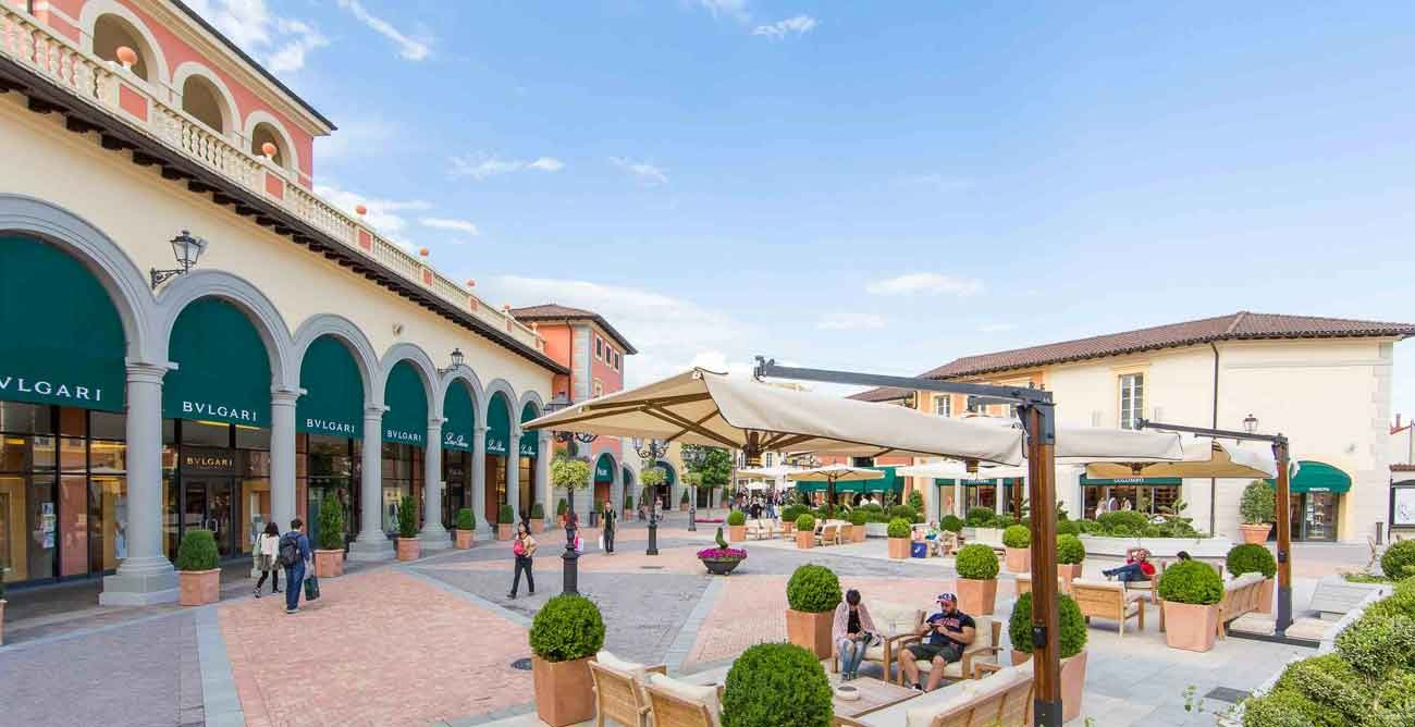 Serravalle Outlet Shuttle Bus - From Duomo Squadre