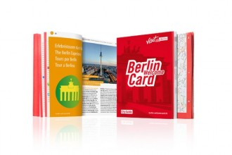 Berlin Welcome Card Zones Abc 72 hours + Potsdam