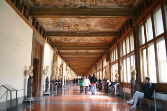 Florence City Tour and Uffizi Gallery - Afternoon