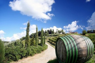 San Gimignano, Siena, Monteriggioni and Chianti with Wine Tasting