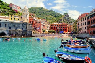 Cinque Terre: The Scent of the Sea - Low Cost Tour