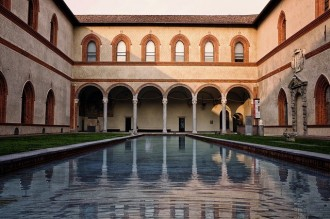 In the Footsteps of Michelangelo Walking Tour - Sforza Castle Included