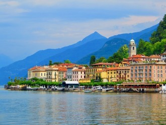 Lake Como and Bellagio Tour for Small Group from Milan