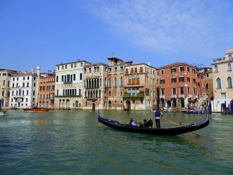 Private Gondola Ride 30 Minutes without Assistant