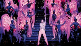 Moulin Rouge Show 9 PM and 1/2 Bottle of Champagne + Interactive City Tour