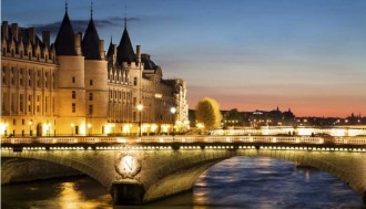 Paris City Tour by Night and Moulin Rouge Show - Pickup & Drop off Hotel
