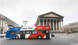 Paris Open Tour 3 Days