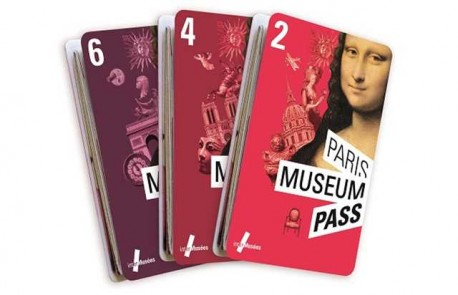 Paris Museum Pass 4 Días