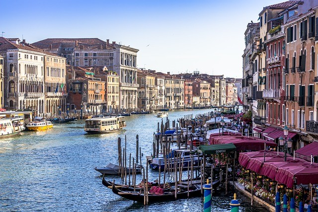 Venice Boat City Sightseeing - Ticket 48hr