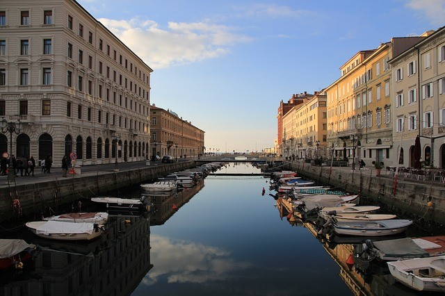 Trieste City Tour with Private Guide available 3 hours