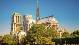 Half-day Guided Visit of Paris and Montmartre in a Small Group