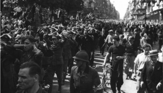 Paris World War 2 Walking Tour