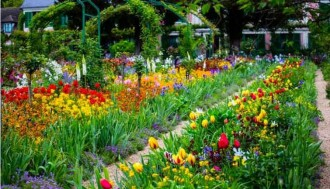 Giverny Monet's Gardens from Paris