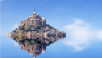 2 Day Guided Trip to Mont Saint-Michel, Loire Valley Chateaux and Wine Tasting from Paris