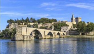 Tour to Provence from Paris - by TGV
