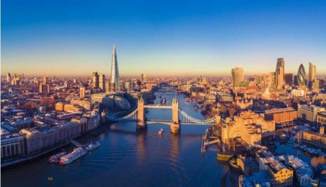 Two-day trip to London on your own, Transportation from Paris via Eurostar train