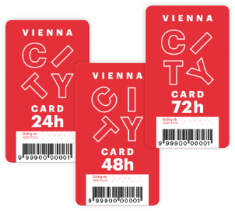 Vienna City Card 72 Ore