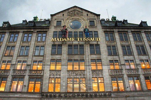 Ticket: Amsterdam Madame Tussauds